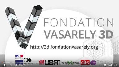 video vasarely